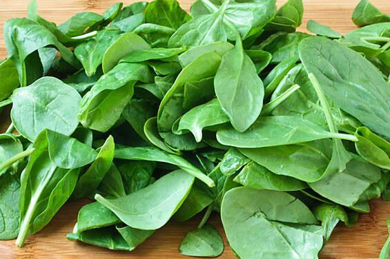 epinards salade dieteticienne carcassonne emilie menssi