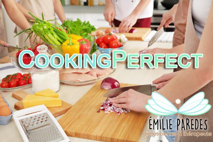 CookingPerfect Dieteticienne Carcassonne Emilie Paredes